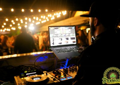 Outside Deck on Thursday Night - DJ David S