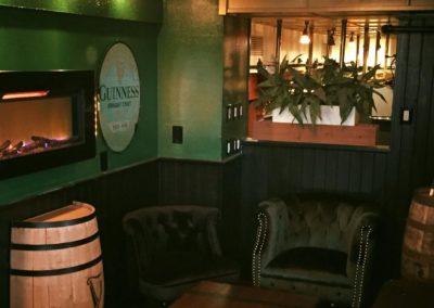 Blackthorn Restaurant and Irish Pub - New Brunswick - Guinness Lounge