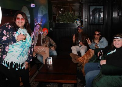 Halloween in the Guinness Lounge
