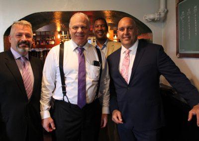 Local Lawyers and Senators Social
